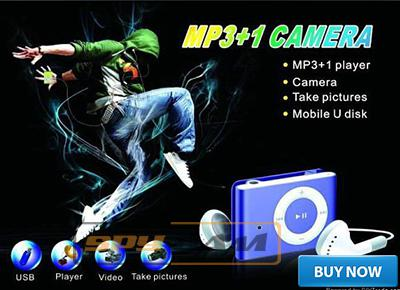 Spy Mp3 Player With Camera In Delhi India