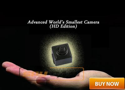 World Smallest CCTV Camera Sony Kit In Delhi India