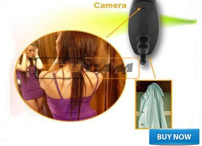 Spy Cloth Hook Camera, Spy Motion Detection Camera In Delhi India