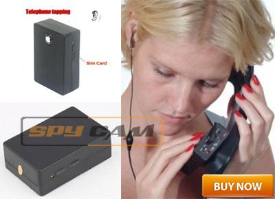 Spy New Smart-Ear Intelligent 2g/3g Telephone Tap Gsm Detector & Protector In Delhi India