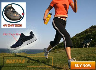Spy Camera in Sports Shoes In Delhi India