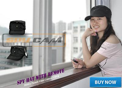 8 Hours Recording Spy Cap Camera In Delhi India