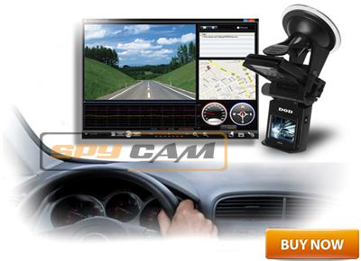 Spy Dash Cam Car In Delhi India