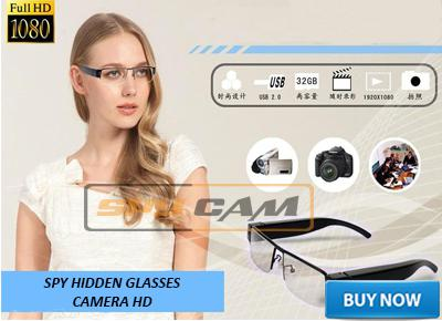 Spy Hidden Glasses Camera HD In Spy Delhi