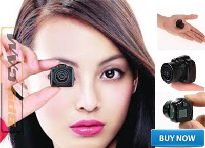 World Smallest Camera In Spy Delhi