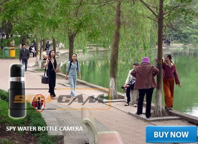 Spy Water Bottle Camera In Spy Delhi
