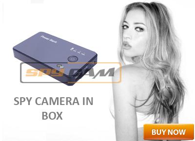 Spy Camera in Box In Spy Delhi