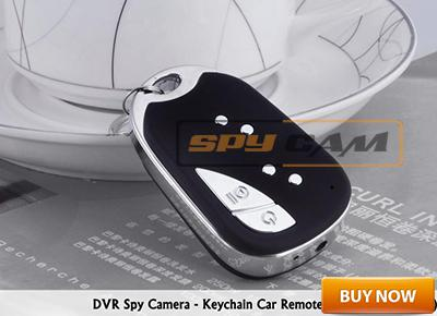 Spy HD Hidden Night Vision Secret Keychain Camera In Spy Delhi