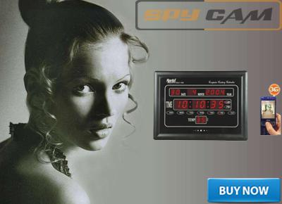 Spy 3g Hidden Secret Digital Wall Clock Camera In Spy Delhi