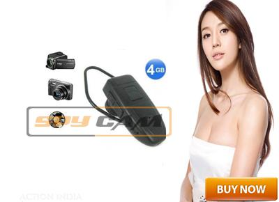 Spy Bluetooth Camera In Delhi India