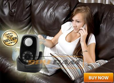 Motion Activated Night Vision Mini Spy Camera With 10 Day Battery Life In Delhi India