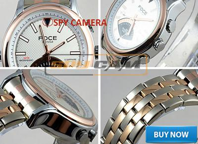 New Latest Spy Super Slim HD Watch Camera In Delhi India