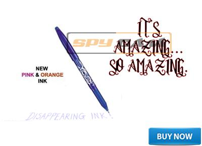 SPY INVISIBLE WRITING INK PEN