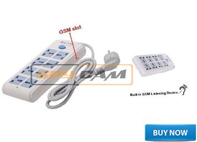 Gsm Listening Device in Functioning Extension Socket In Delhi India
