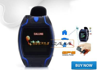 Spy GPS Tracker Watch Mobile In Delhi India
