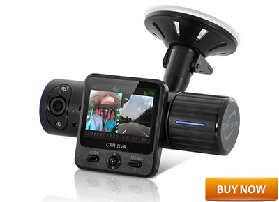 TWISTABLE CAR CAMCORDER DUAL CAM
