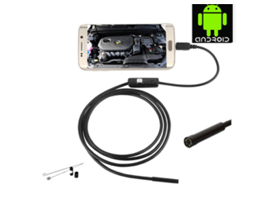 ENDOSCOPE CAMERA 3.5M 6 LED ANDROID