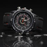 Spy Waterproof Watch Camera