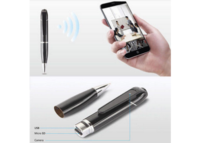 Spy Pen wifi camera