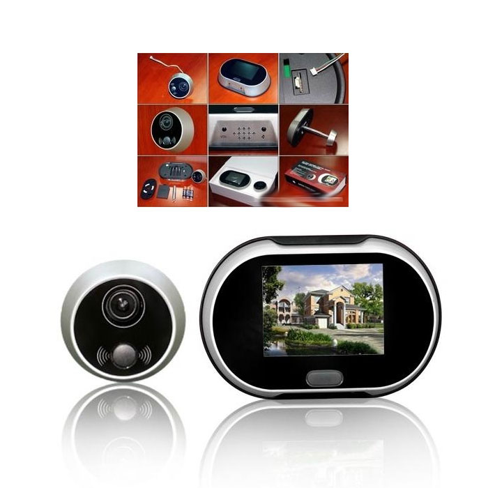 Spy Door Peephole Eye Viewer Camera In Delhi India
