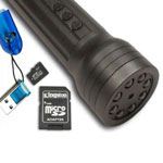Spy Torch Flash Light Camera