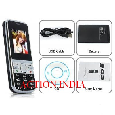 Spy Camera Nokia Touch Screen Phone
